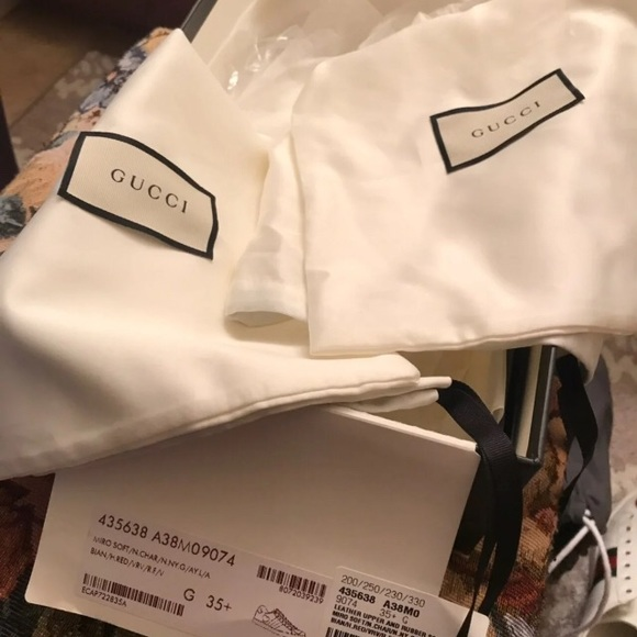 Gucci Shoes - Gucci ace sneakers like new 6 (36.5)